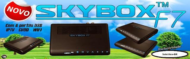 skybox - ATUALIZAÇÃO SKYBOX F7 V.1.6:TO Provision_F7