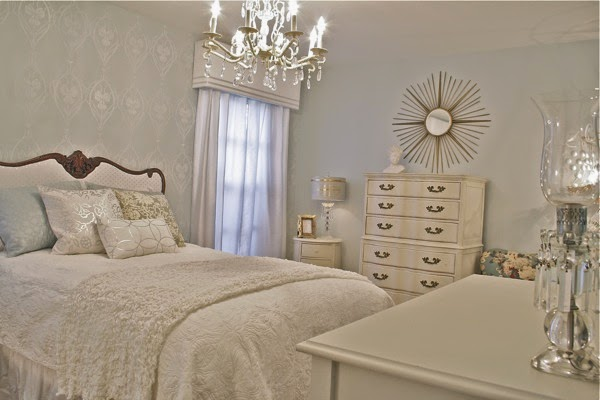 Hollywood Regency Bedroom Reveal