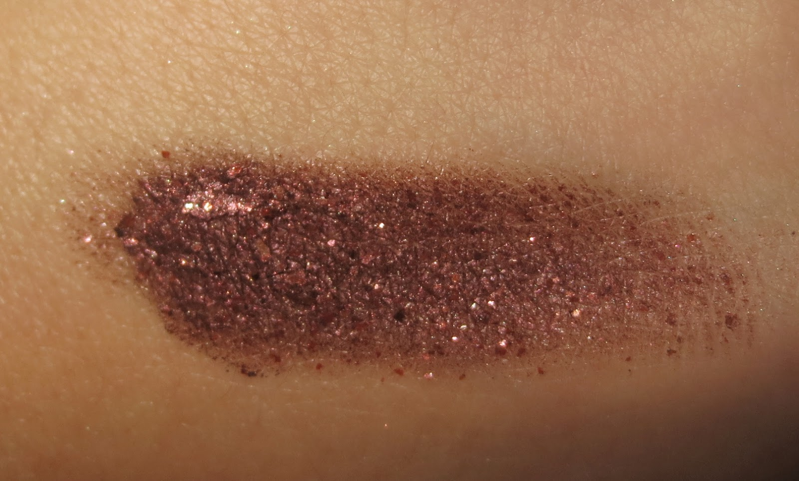 Stila Magnificent Metals Foil Finish Eye Shadow - Metallic Merlot swatch