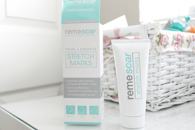 remescar stretch mark cream