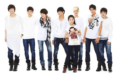 Pledis Boys members