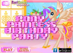 El aniversario del pony