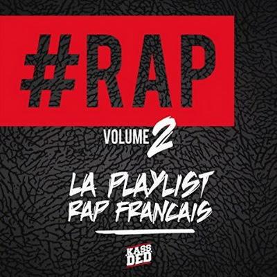#Rap Vol.2 (La Playlist Du Rap Francais) (2015)