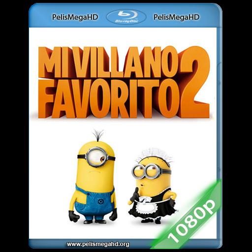 MI VILLANO FAVORITO 2 (2013) FULL 1080P HD MKV ESPAÑOL LATINO