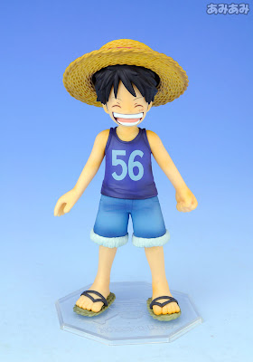 POP One Piece CB-EX Luffy Ace