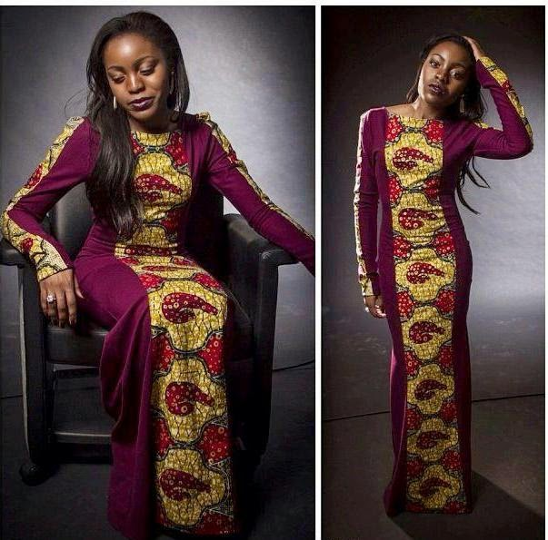 Styles of ankara dresses