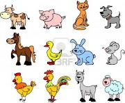 http://www.slideshare.net/nicoleponcecueva/losanimalesdomesticos15246876 (conjunto de iconos de animales domesticos)