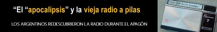 LA RADIO A PILAS SIEMPRE TRIUNFA