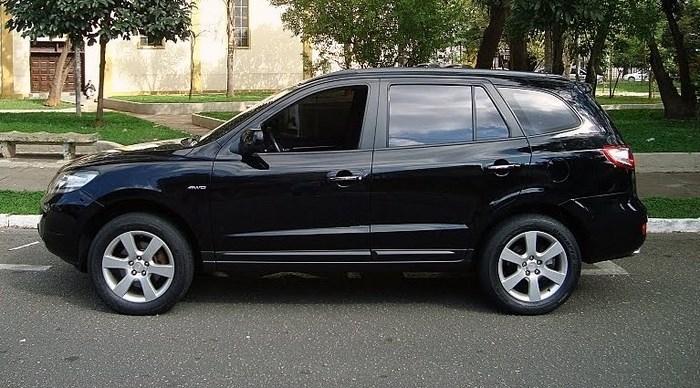 Hyundai Santa Fé 2008 7 lugares semi-nova à venda