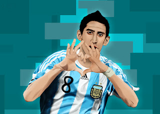 Angel Di Maria Wallpaper 2011 7