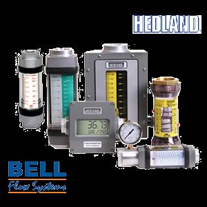 Hedland Hydraulic Flow Meters