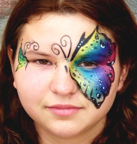 Homenge kids love face painting for Face painting for parties