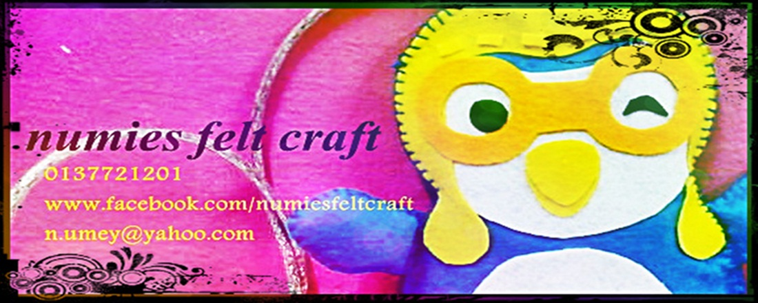 numies felt craft