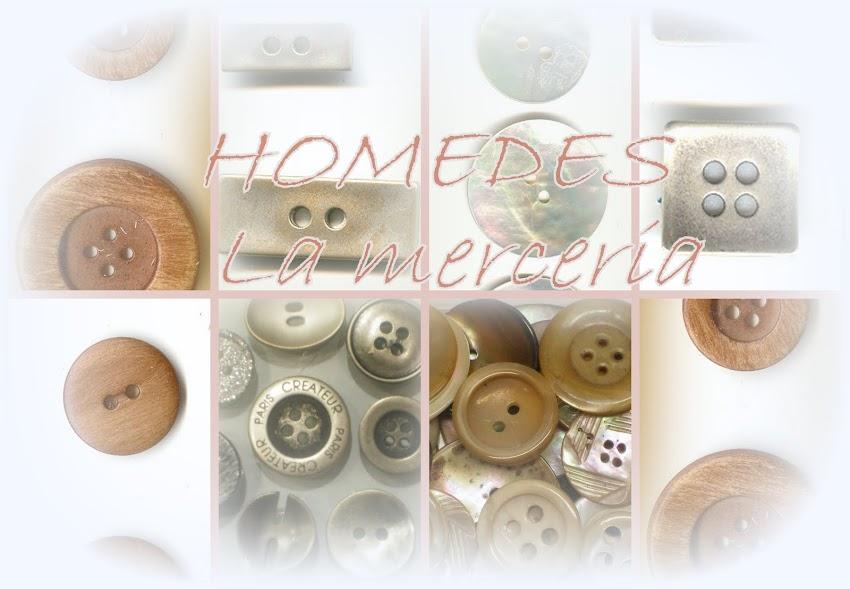 HOMEDES   - La Merceria