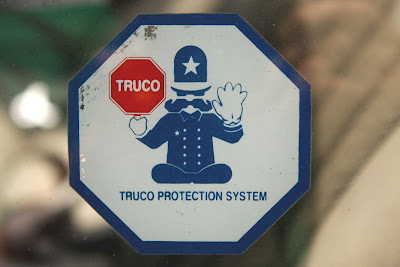 Truco Protection Systems sticker