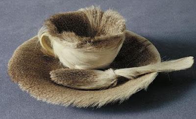 Meret Oppenheim, Object, 1936