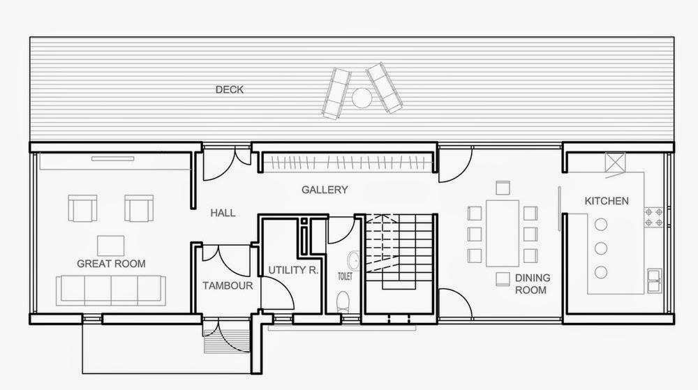 Planos de casas gratis plano casa granero 157 m2 for Paginas para hacer planos de casas gratis