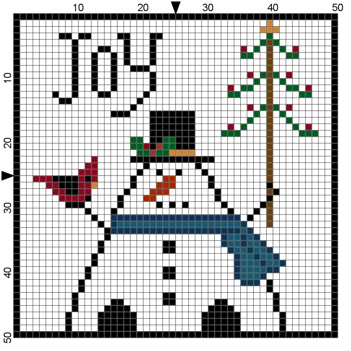 Woolensails: Free Christmas Cross Stitch Patterns!
