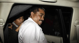 Presiden PKS : Luthfi Hasan Ishaaq