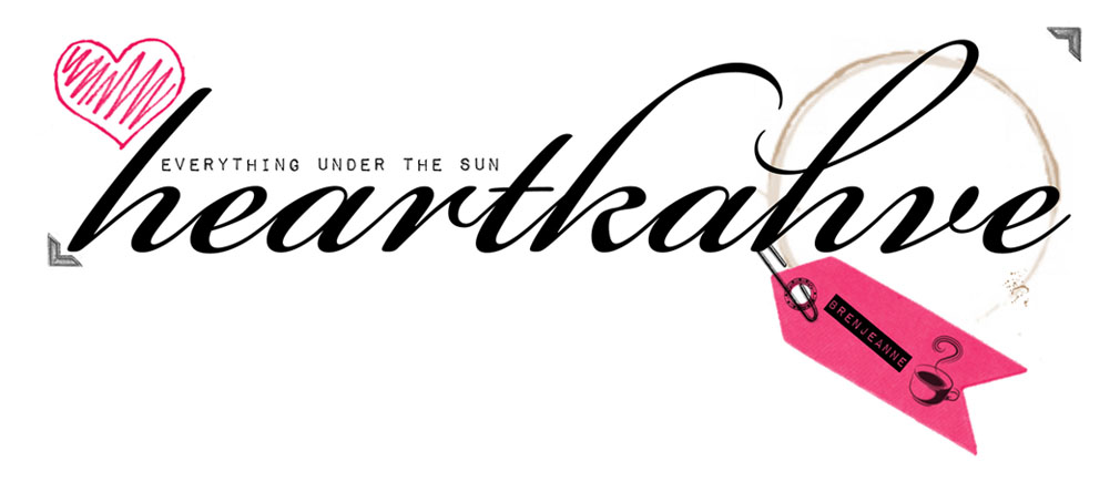 heartkahve: everything under the sun