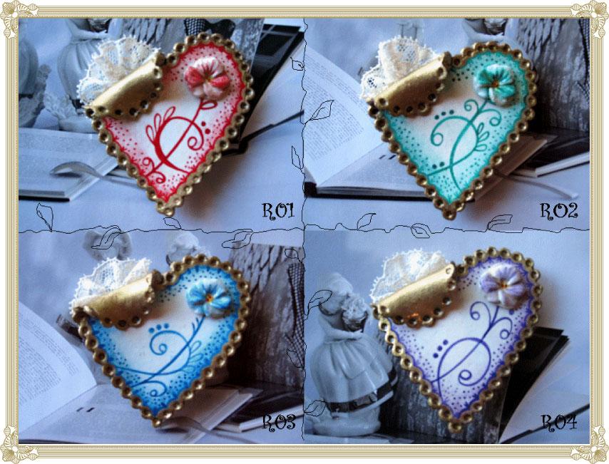 Broches de fieltro papel videos trucos broches de papel - Papel pintado a mano ...