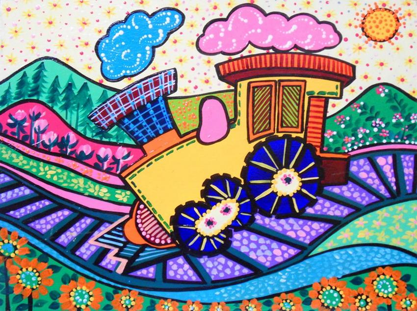 Cuadros pinturas oleos cuadros modernos decoraciones infantiles ideas en fotos - Pintura para habitacion de ninos ...