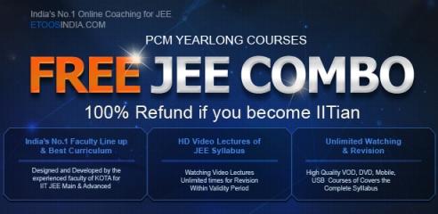 free jee combo