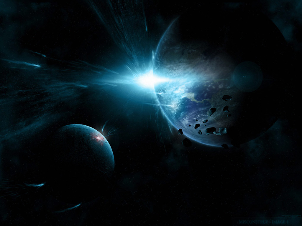Space Wallpaper Widescreen 1
