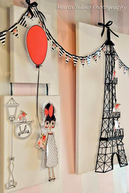 party inspirations 'adore paris
