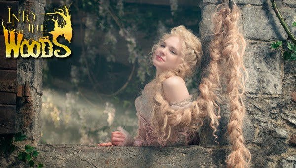 "Mackenzie Mauzy  es Rapunzel en ""Into the Woods"""