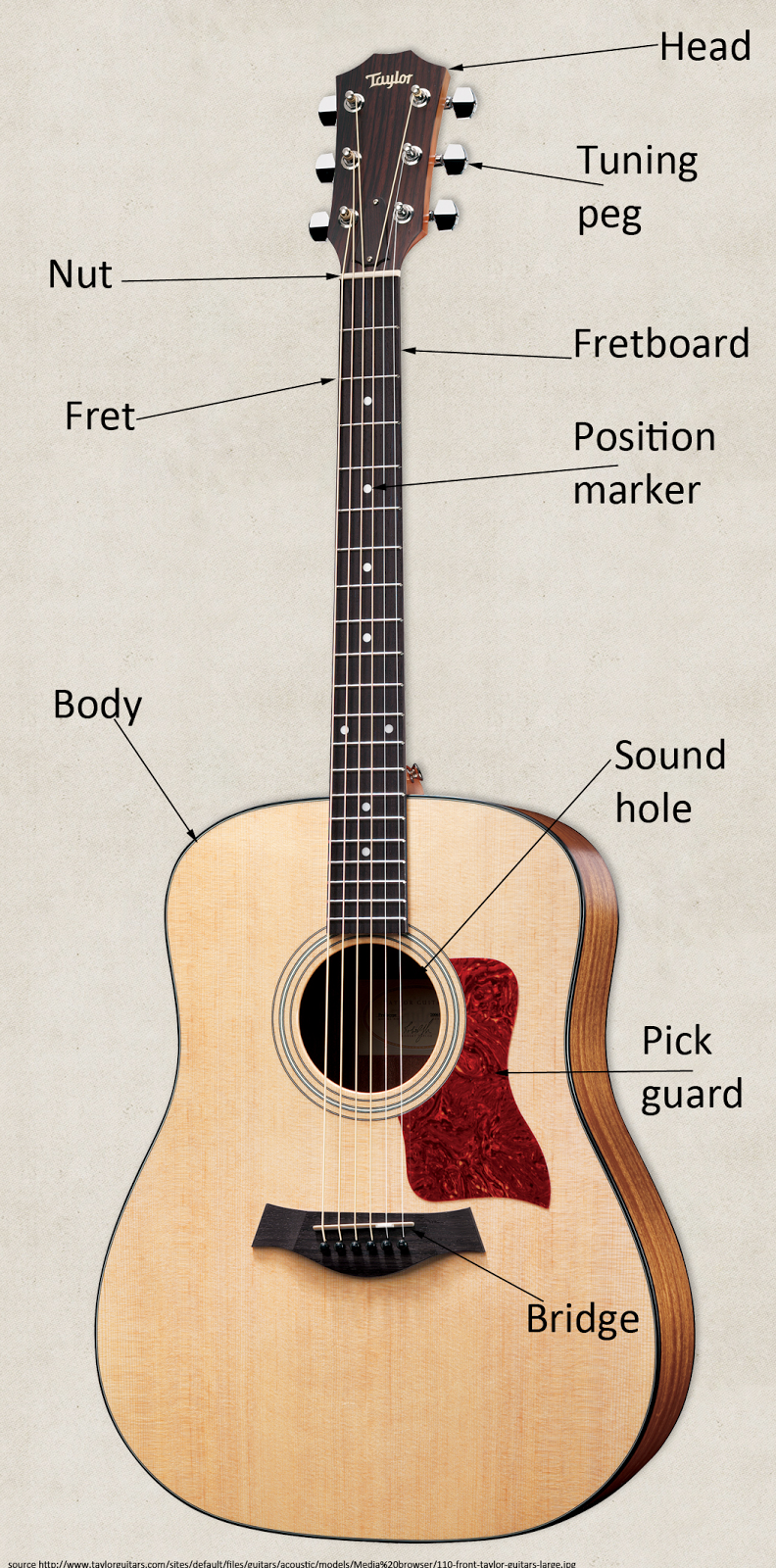 How To Play Guitar Lesson 1 Introducing Joes Need Know The Parts Of Electric Before You Start Playing Should Basic