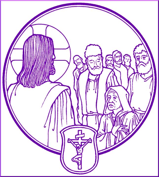 Riojas: Mark 10:32-45