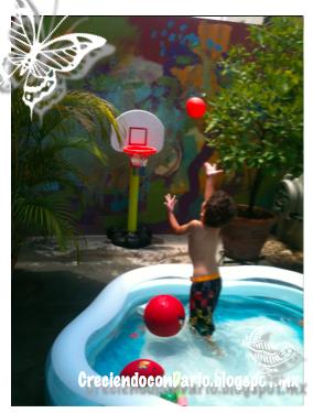 Creciendo con dar o actividades 5 actividades para la for Cuanto sale construir una piscina
