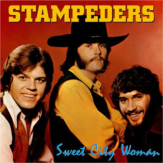 Stampeders - Sweet City Woman - On Sweet City Woman Album (1971) On WLCY Radio
