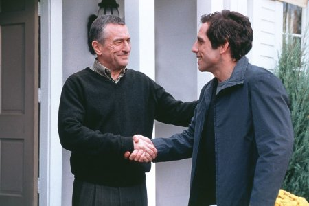 Meet the Parents Starring Ben Stiller and Robert De Niro