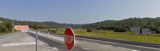 N118 em direçao á Ortiga/barragem de Belver