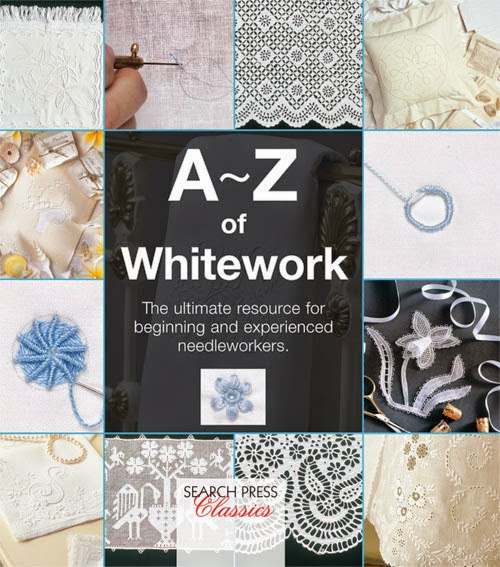 A–Z of Whitework