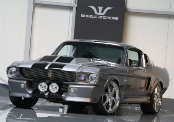 1967+GT500E+Super+Snake+Eleanor+%252811%2529 1970 Shelby Mustang GT500 Tuning