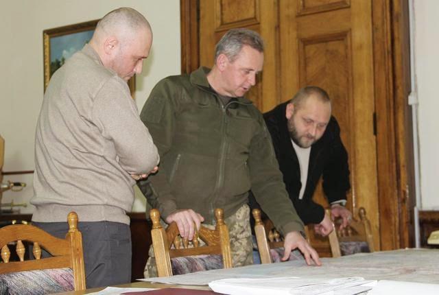 """l leader del """"settore destro"""" Yarosh è diventato consigliere del capo di Stato Maggiore Generale"""