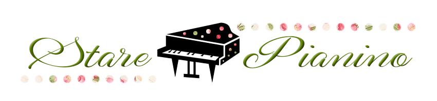 Stare Pianino-Decoupage