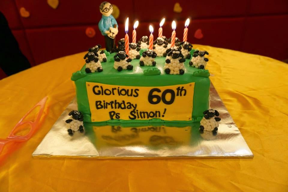 Pastor Simons 60th Birthday Appreciation Hope Oceania Churches