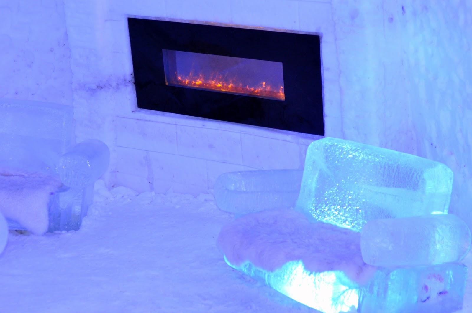 Une famille nantaise montr al mars 2012 - Peau de bete devant la cheminee ...