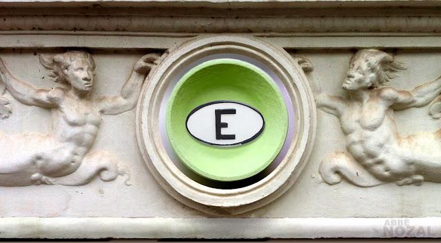 Hoy, la E, 2013, Abbé Nozal