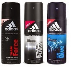 Pepperfry: Adidas Deodorant Combos: Pack of 1 for Rs.98 | Pack of 2 for Rs.196 | Pack of 3 for Rs.294 (Free Home Delivery)