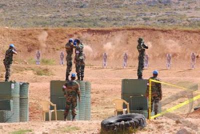 Kompetisi Menembak Unifil