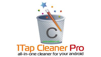 1Tap Cleaner Pro Apk Logo