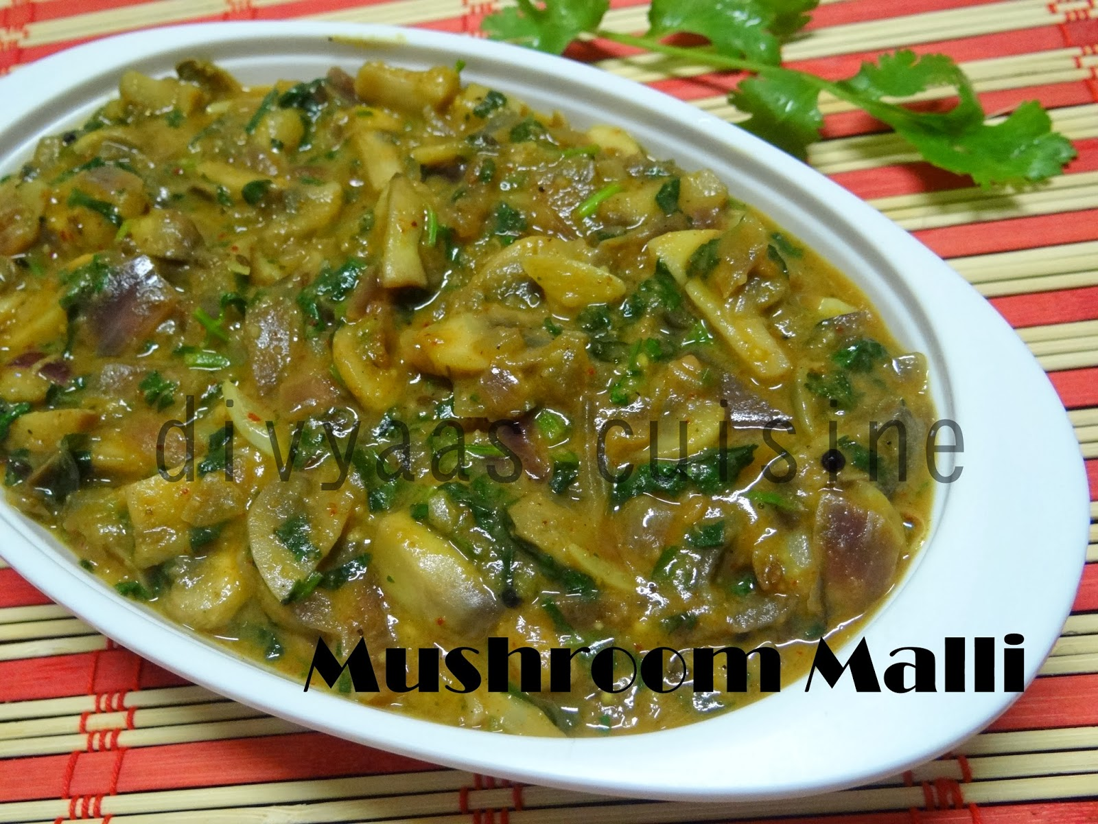 Mushroom Malli