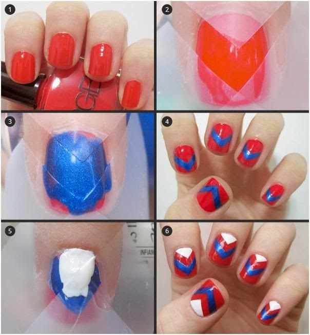 Nails Designs Tutorials...