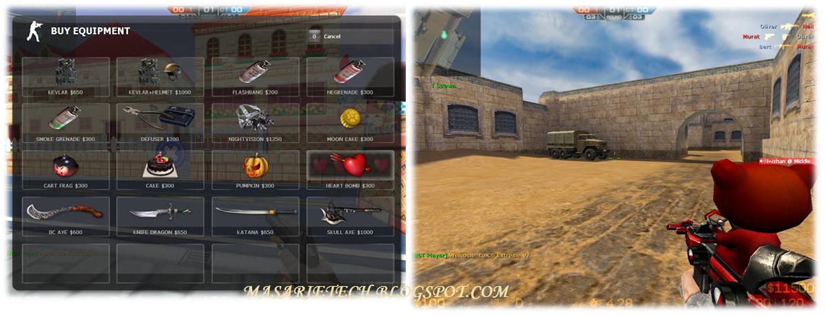 Counter Strike Extreme V7 for Windows - JalanTikuscom