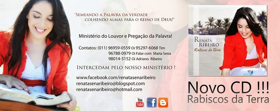 Renata Ribeiro Semeando  a  Palavra !